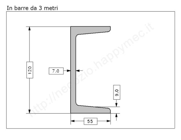 """Lettera Maiuscola """"A"""" stile saltino misura 100 in ferro battuto"""