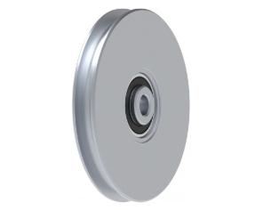 """Lettera Maiuscola """"H"""" stile saltino misura 150 in ferro battuto"""