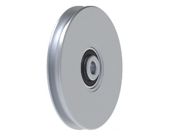 """Lettera Maiuscola """"H"""" stile saltino misura 200 in ferro battuto"""