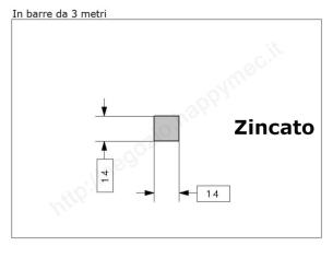 """Lettera Maiuscola """"O"""" stile saltino misura 200 in ferro battuto"""
