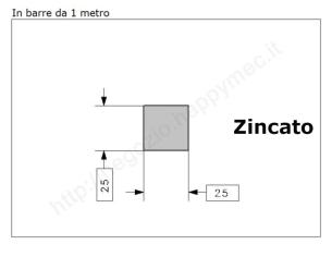 """Lettera Maiuscola """"W"""" stile saltino misura 100 in ferro battuto"""