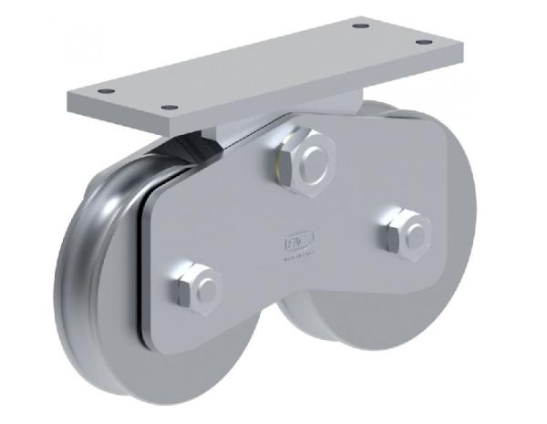 """Lettera minuscola """"y"""" stile saltino misura 200 in ferro battuto"""