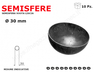 Confezione tappi rettangolari 50x30 mm (conf.da 10pz)