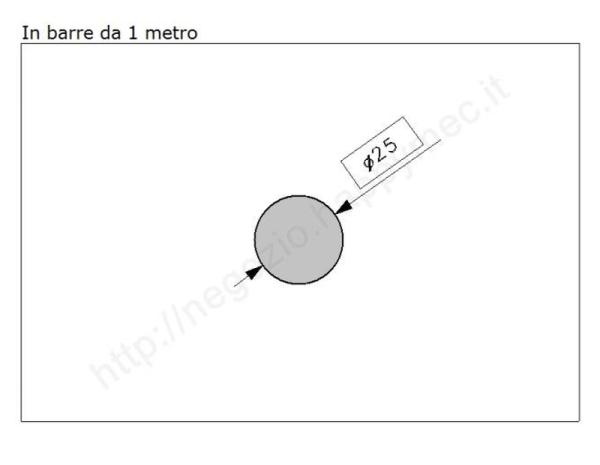 Cardine a fascia zinc. con piastra imbutita M27 a 4 fori