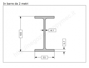Cappello quadro zincato 60x60 mm.bordato cf 5 pz.