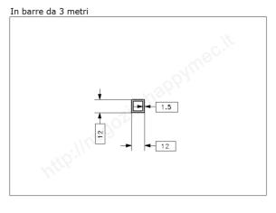 Oliva in nylon d.52x48 perno zincato