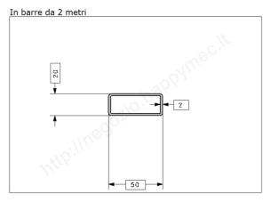 Carrello 2 ruote in nylon d.24 supporto forgiato per MR-C