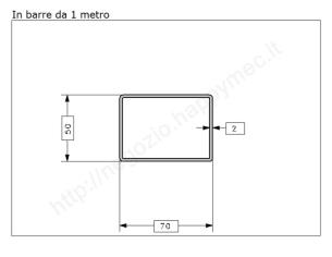 Rosetta fusa tipo 259 in ferro grezzo diam. 60 mm
