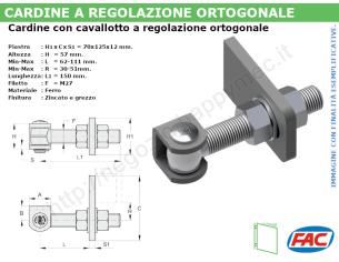 Profilo piatto zincato 10x 3 in barre da 1 metro