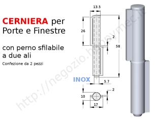 Profilo piatto zincato.130x15 in barre da 3 metri