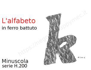 Profilo piatto zincato 25x20 in barre da 1 metro