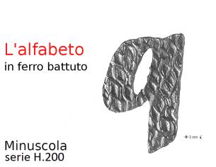 Profilo piatto zincato 30x 5 in barre da 1 metro