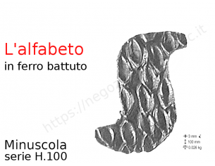Profilo piatto zincato 30x 8 in barre da 1 metro