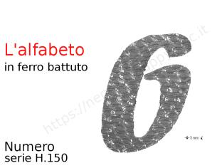 Profilo piatto zincato 50x 8 in barre da 3 metri