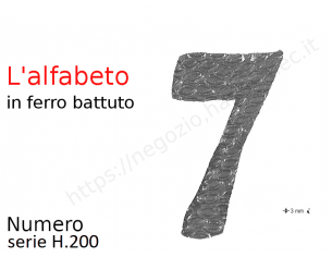 Profilo piatto zincato 50x 6 in barre da 2 metri