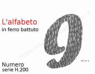 Profilo piatto zincato 50x10 in barre da 2 metri