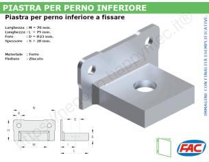 DyKit 230/500 automazione Dynamos 230V per cancelli scorrevoli