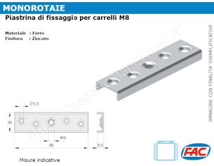 DyKit 24/600NV automazione Dynamos 24V con accessori NOVO anta
